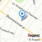 Место силы на карте Санкт-Петербурга