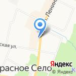 Детская библиотека №7 на карте Санкт-Петербурга