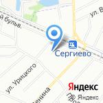 Средняя общеобразовательная школа №414 на карте Санкт-Петербурга