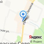Адвокат-Недвижимость на карте Санкт-Петербурга
