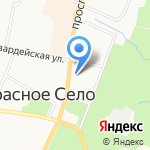 Юридическая компания на карте Санкт-Петербурга