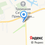 АТМ на карте Санкт-Петербурга