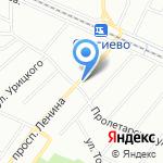 Овен+ на карте Санкт-Петербурга
