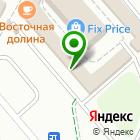 Местоположение компании Секонд-хенд на ул. Генерала Кныша