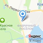 RedVill Резиденция на карте Санкт-Петербурга