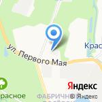 313 на карте Санкт-Петербурга