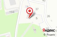Схема проезда до компании Хонк в Петродворце