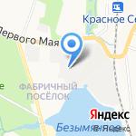 Дульсе на карте Санкт-Петербурга