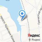 Федерация Военного Собаководства на карте Санкт-Петербурга