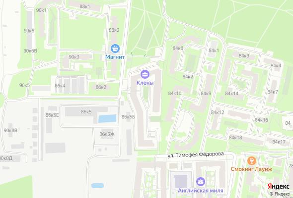 жилой комплекс Клены