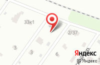 Схема проезда до компании Мои документы в Абинске
