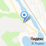 Петерпак на карте Санкт-Петербурга