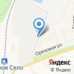 Мостовик на карте Санкт-Петербурга