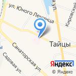 Ленфарм на карте Санкт-Петербурга