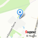 Содружество на карте Санкт-Петербурга