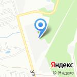 НСК-Модуль на карте Санкт-Петербурга