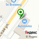 Местоположение компании AVTOLAVKA