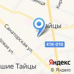 Детский сад №17 комбинированного вида на карте Санкт-Петербурга