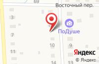 Схема проезда до компании Строитель в Павлово