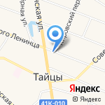 Магазин товаров для ремонта и быта на карте Санкт-Петербурга