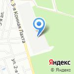 Кастомс Саппорт на карте Санкт-Петербурга