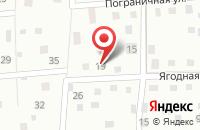 Схема проезда до компании ОРФЕЙ в Дубовом