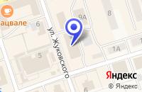 Схема проезда до компании СТРОИТЕЛЬНАЯ ФИРМА АЛЬЯНС в Приозерске