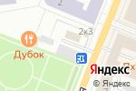 Схема проезда до компании СТАТУС в Гатчине