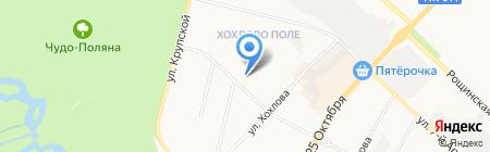 Мебельный магазин на карте Гатчины