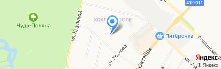 Городской архитектурно-планировочный центр г. Гатчины на карте Гатчины