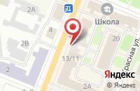 Схема проезда до компании Kassir.ru в Гатчине