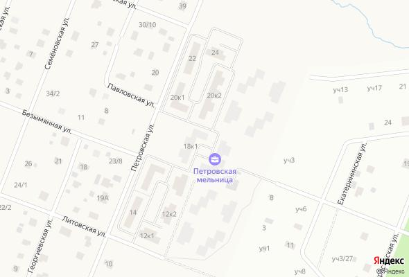 купить квартиру в ЖК Петровская мельница
