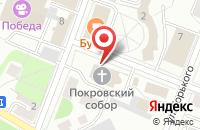 Схема проезда до компании Книжная лавка в Новом Свете