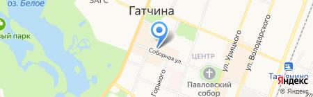 Твои Глаза на карте Гатчины