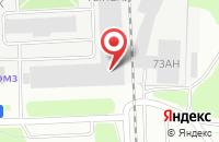 Схема проезда до компании Светоч в Санкт-Петербурге
