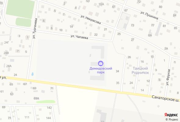 жилой комплекс Демидовский парк