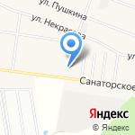 Демидовский парк на карте Санкт-Петербурга