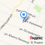 ВикингСтройИнвест на карте Санкт-Петербурга