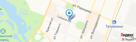 РФН-Геодезия СПб на карте Гатчины
