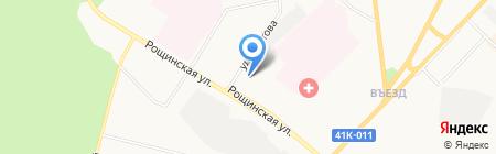 18 отряд ФПС по Ленинградской области на карте Гатчины