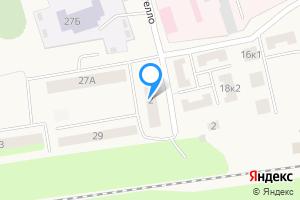 Сдается двухкомнатная квартира в Приозерске улица Гастелло, 2