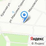Буддавихара на карте Санкт-Петербурга
