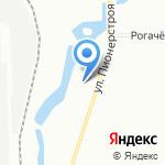 Заполярснаб на карте Санкт-Петербурга