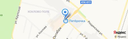 ГЗКМ на карте Гатчины