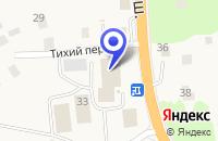 Схема проезда до компании ТФ СТРОЙСЕВЕРОЗАПАД в Приозерске