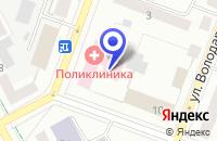Схема проезда до компании ТРАВМАТОЛОГИЧЕСКИЙ ПУНКТ в Гатчине