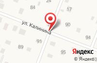 Схема проезда до компании Dom WiFi в Тайцах