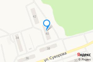 Снять однокомнатную квартиру в Приозерске ул. Суворова, д.40