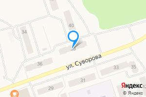 Однокомнатная квартира в Приозерске улица Суворова, 38