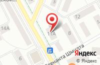 Схема проезда до компании Варшавский в Новом Свете